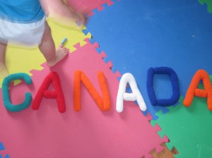Knitted Canada